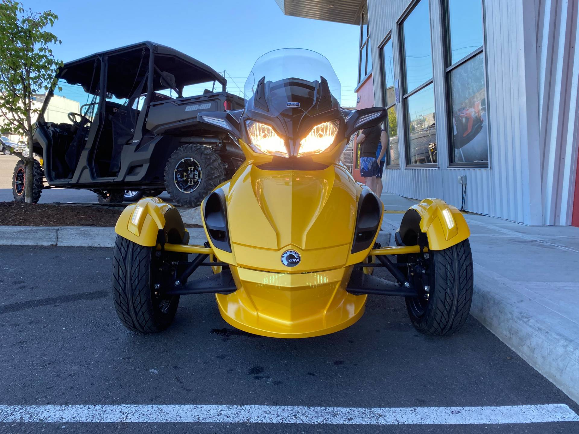2013 Can-Am Spyder® ST-S SE5 in Portland, Oregon - Photo 5