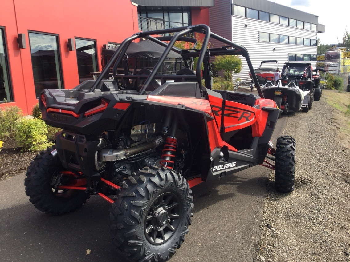2020 Polaris RZR XP Turbo in Portland, Oregon - Photo 4