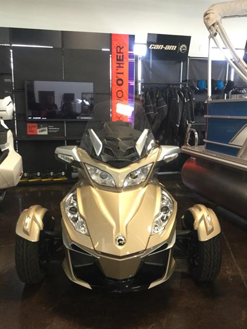 2017 Can-Am Spyder RT-S in Portland, Oregon - Photo 13