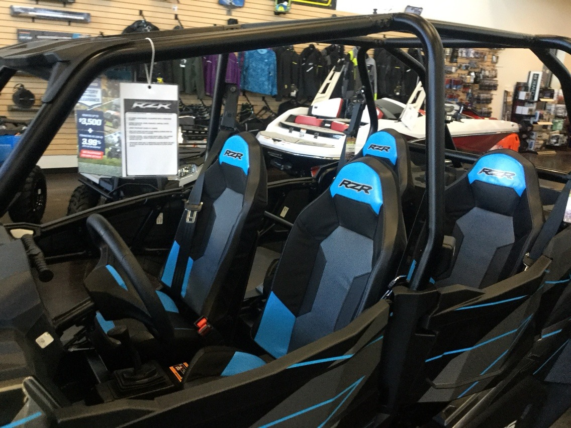 2019 Polaris RZR XP 4 Turbo in Portland, Oregon - Photo 3