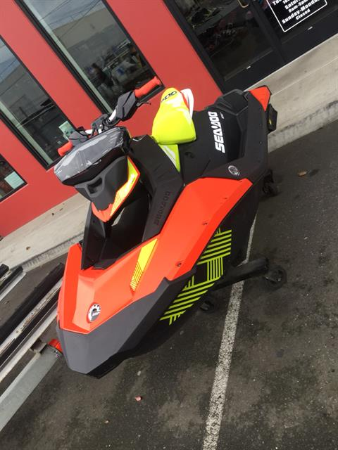 2020 Sea-Doo Spark Trixx 3up iBR + Sound System in Portland, Oregon - Photo 1