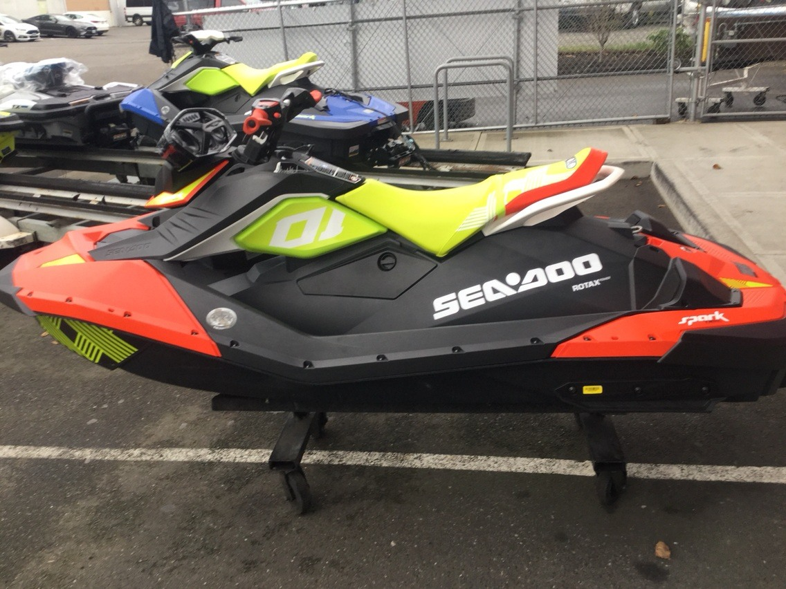 2020 Sea-Doo Spark Trixx 3up iBR + Sound System in Portland, Oregon - Photo 2