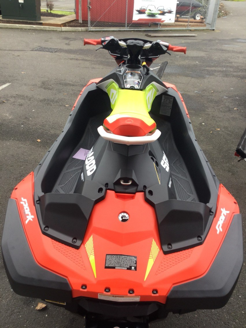 2020 Sea-Doo Spark Trixx 3up iBR + Sound System in Portland, Oregon - Photo 5