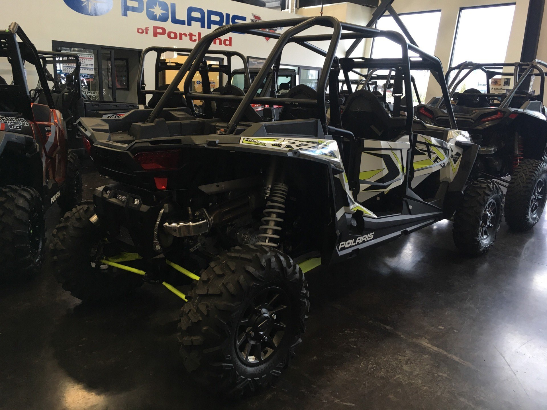 2018 Polaris RZR XP 4 1000 EPS in Portland, Oregon