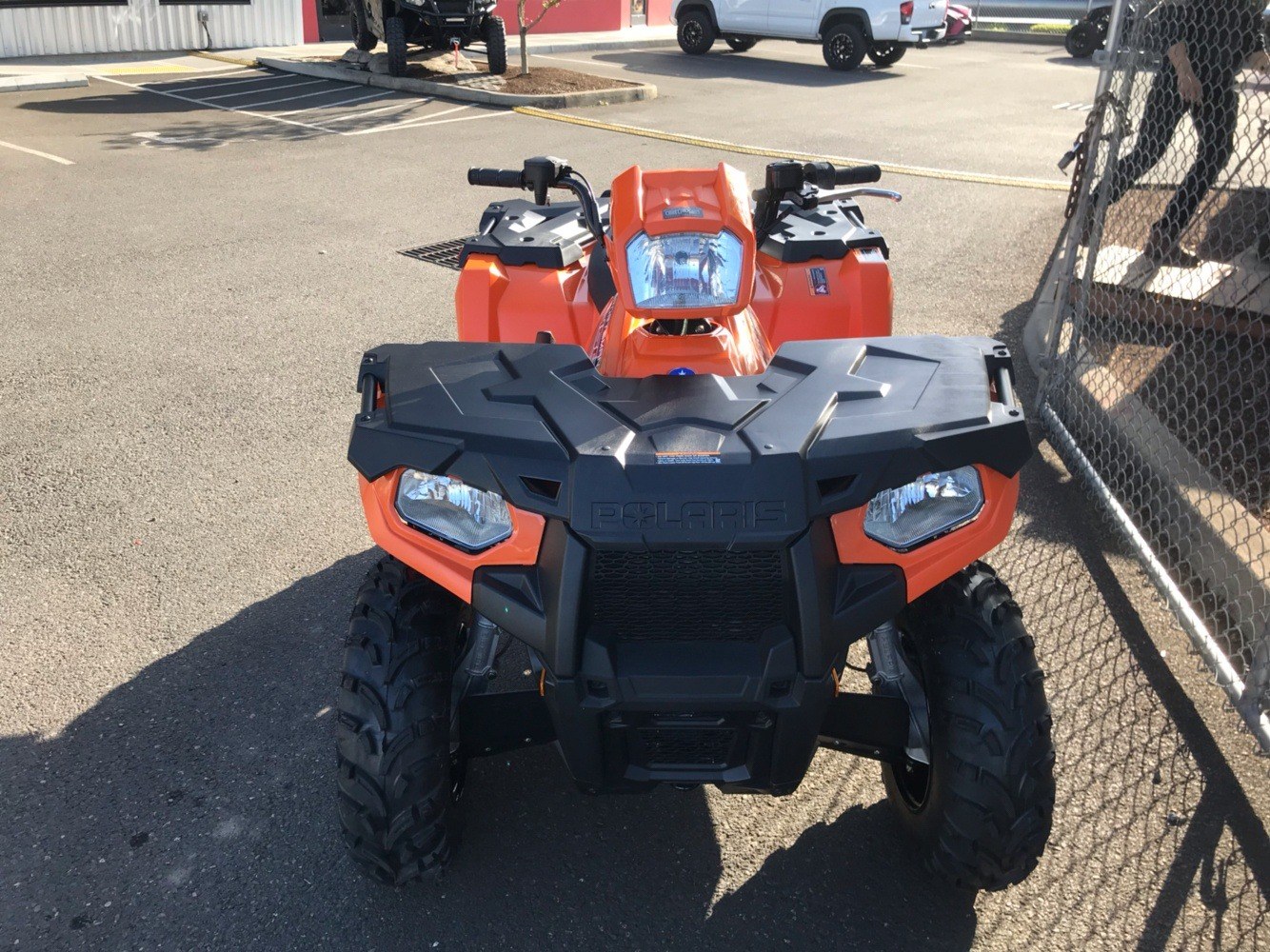 2019 Polaris Sportsman 450 H.O. EPS LE in Portland, Oregon - Photo 2