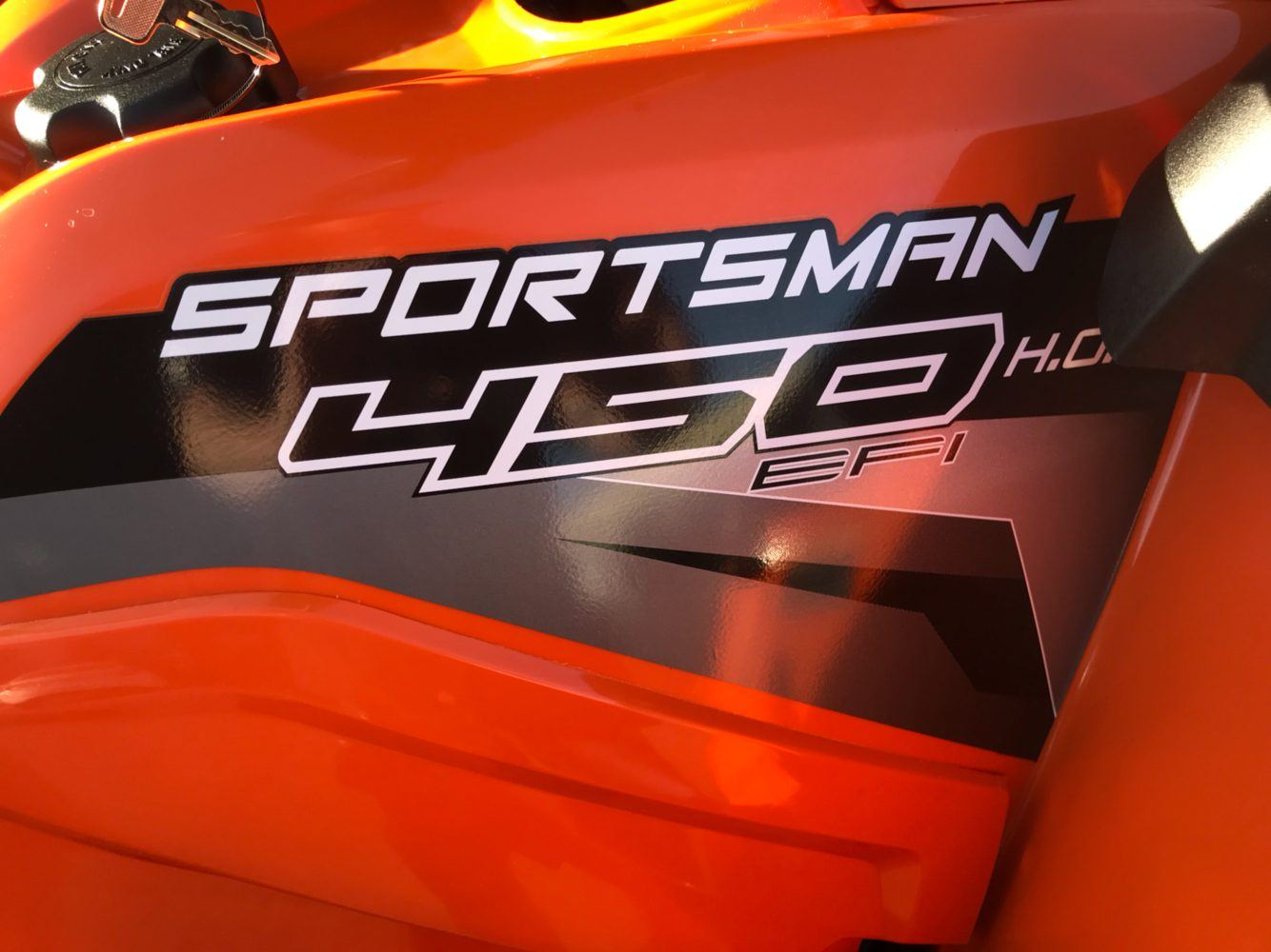 2019 Polaris Sportsman 450 H.O. EPS LE in Portland, Oregon - Photo 6