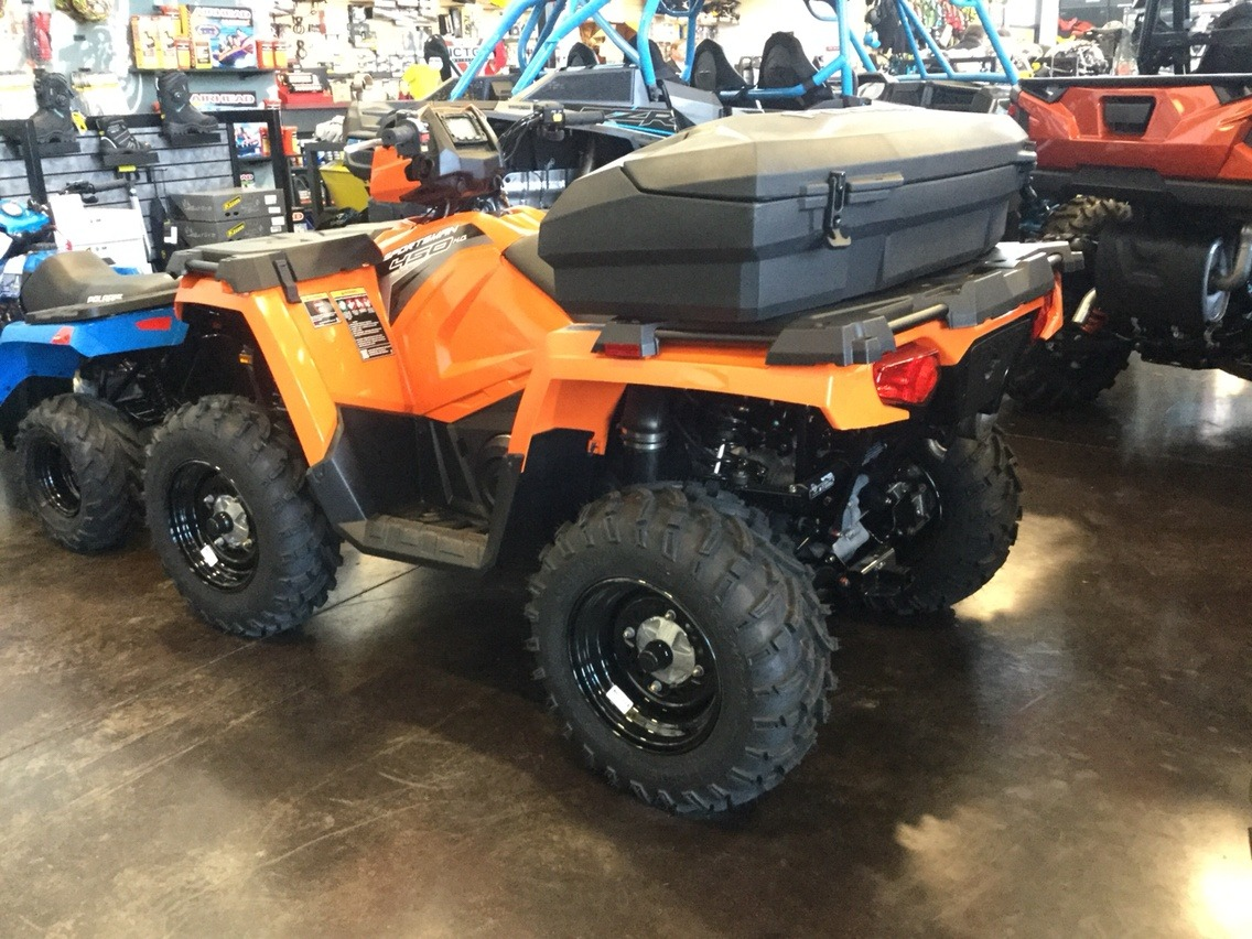 2019 Polaris Sportsman 450 H.O. EPS LE in Portland, Oregon - Photo 8