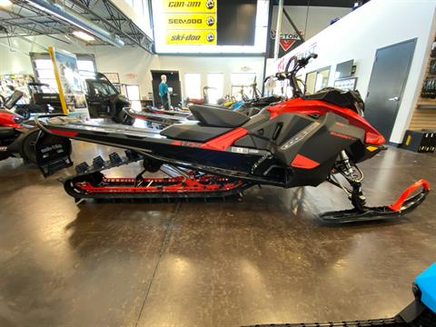 2021 Ski-Doo Summit SP 165 850 E-TEC SHOT PowderMax Light FlexEdge 3.0 in Portland, Oregon - Photo 1