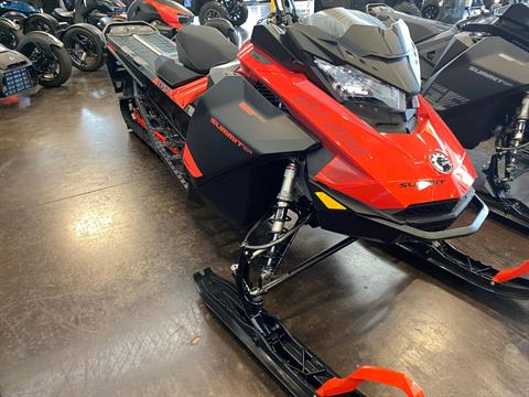 2021 Ski-Doo Summit SP 165 850 E-TEC SHOT PowderMax Light FlexEdge 3.0 in Portland, Oregon - Photo 2