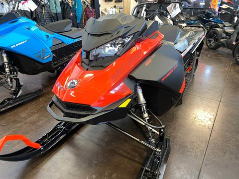 2021 Ski-Doo Summit SP 165 850 E-TEC SHOT PowderMax Light FlexEdge 3.0 in Portland, Oregon - Photo 3