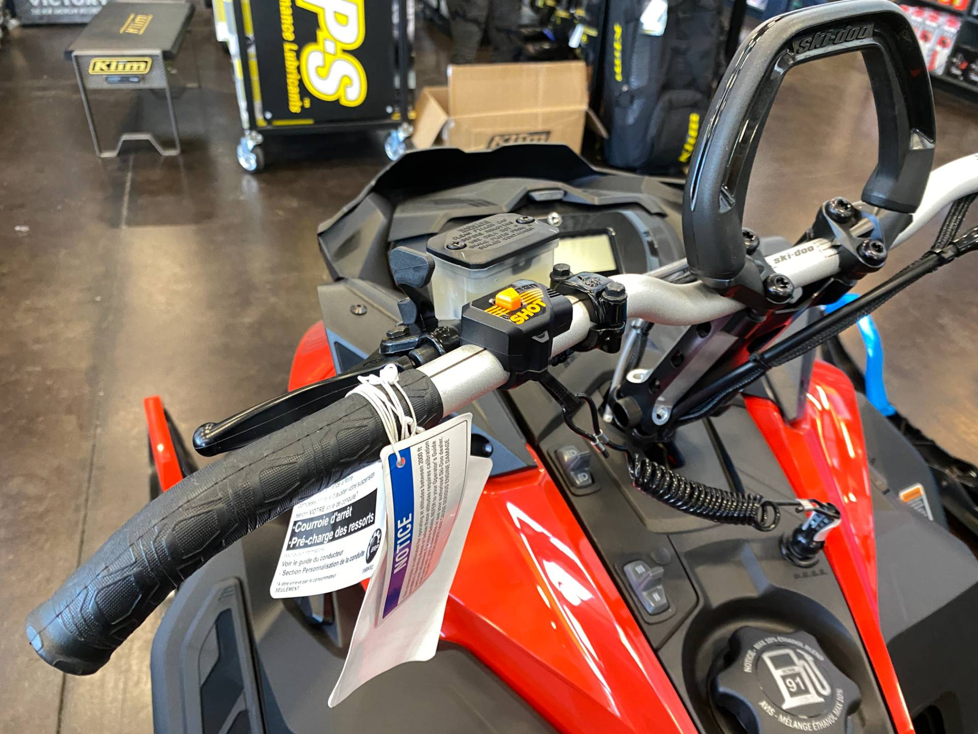 2021 Ski-Doo Summit SP 165 850 E-TEC SHOT PowderMax Light FlexEdge 3.0 in Portland, Oregon - Photo 4