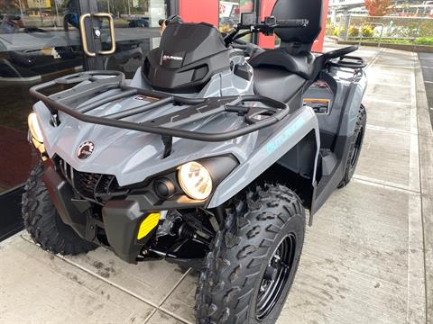 2021 Can-Am Outlander MAX DPS 570 in Portland, Oregon - Photo 2