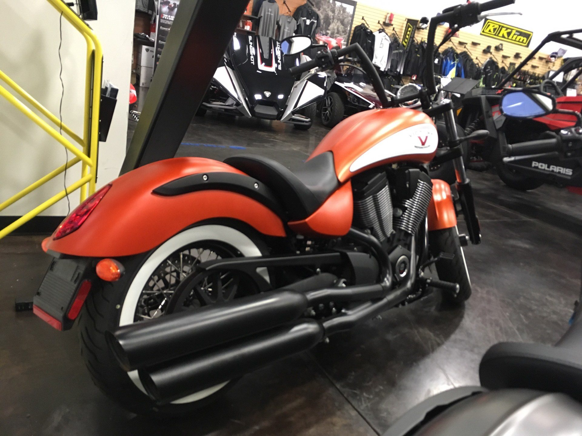 New 2017 Victory High Ball Motorcycles in SK Northwest Power Sports