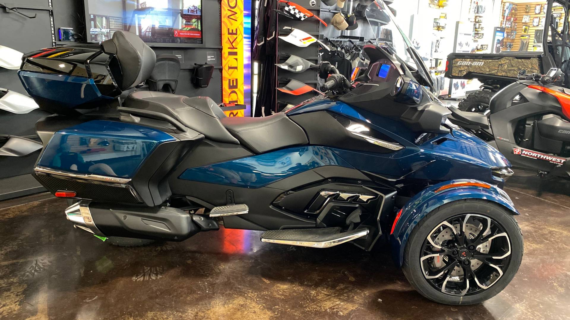 2020 Can-Am Spyder RT Limited in Portland, Oregon - Photo 1
