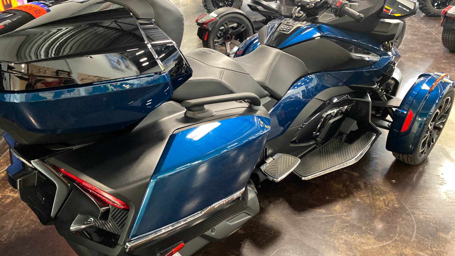2020 Can-Am Spyder RT Limited in Portland, Oregon - Photo 8