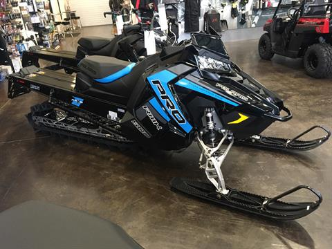 2019 Polaris 800 PRO-RMK 155 SnowCheck Select in Portland, Oregon