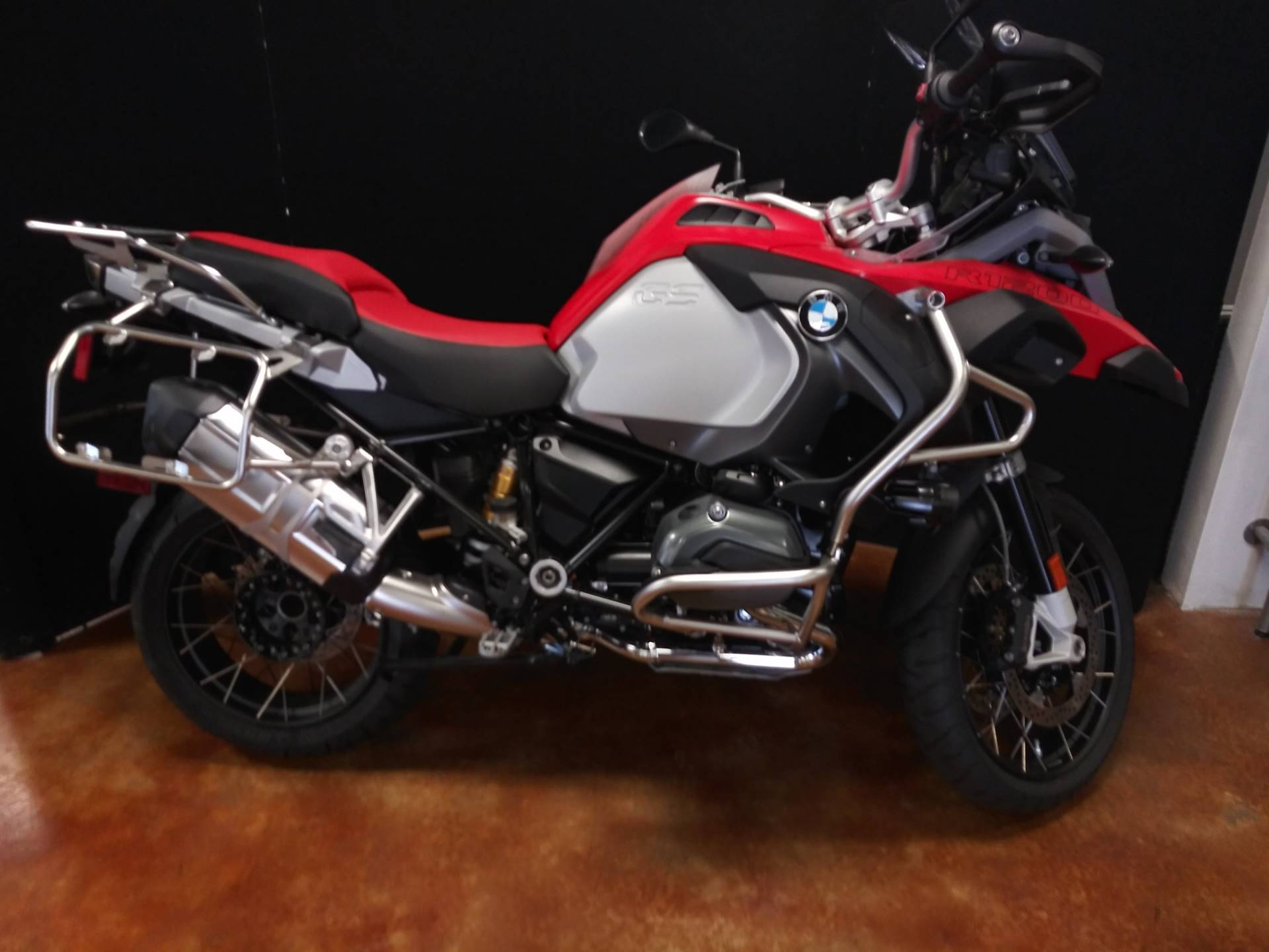 2018 BMW R 1200 GS Adventure in Baton Rouge, Louisiana - Photo 1
