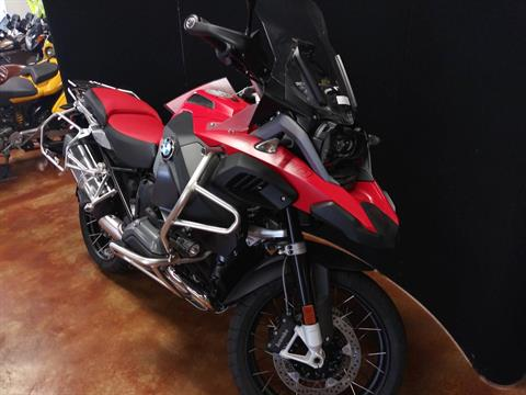 new 2018 bmw r 1200 gs adventure motorcycles in baton rouge, la