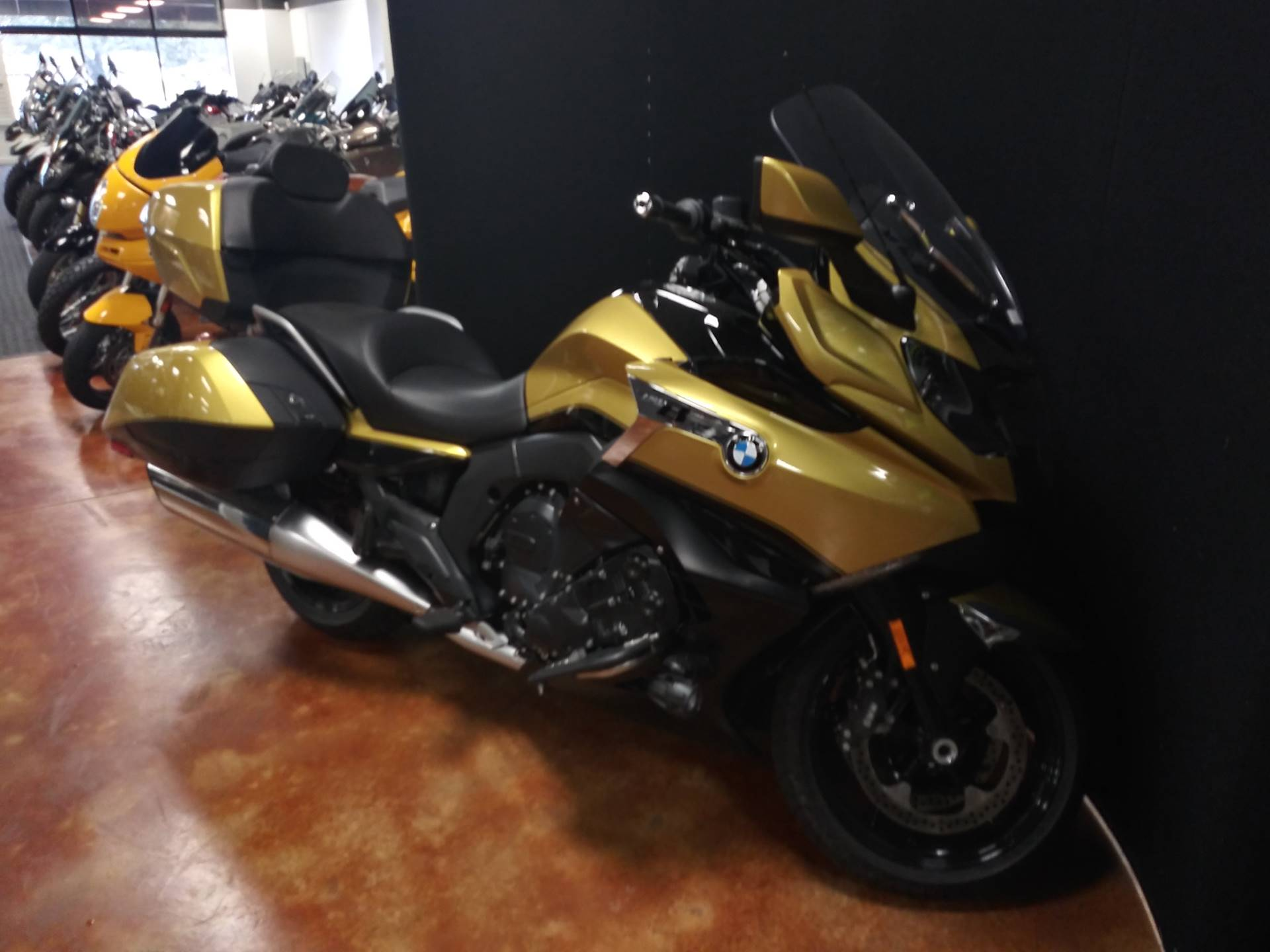2018 BMW K 1600 Grand America in Baton Rouge, Louisiana - Photo 3