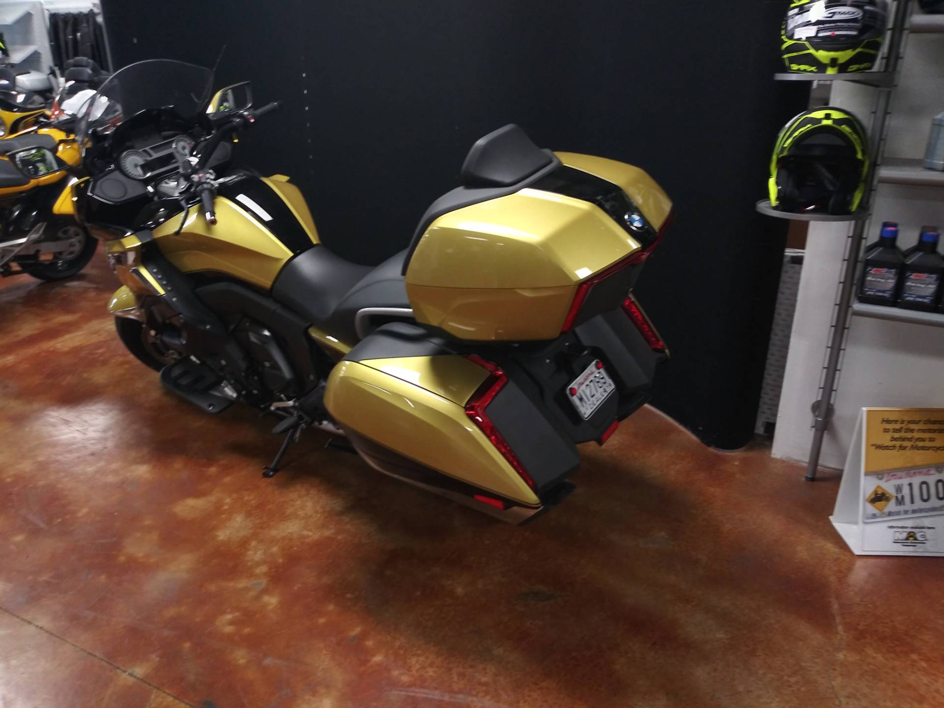 2018 BMW K 1600 Grand America in Baton Rouge, Louisiana - Photo 6