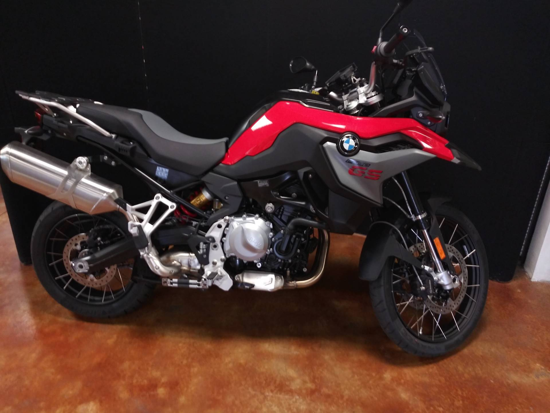 2019 BMW F850GS in Baton Rouge, Louisiana - Photo 1