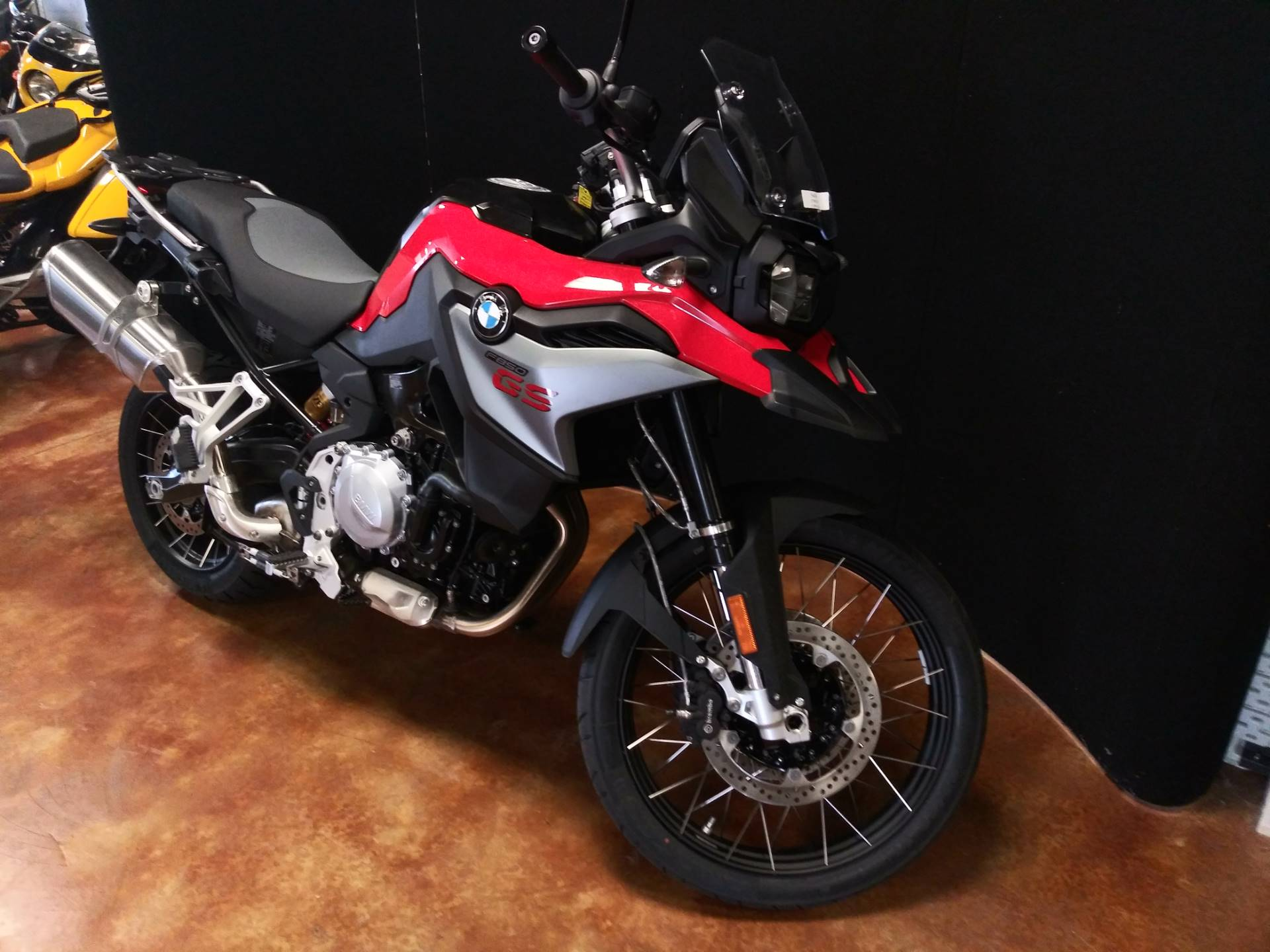 2019 BMW F850GS in Baton Rouge, Louisiana