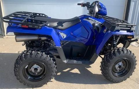 2020 Polaris Sportsman 450 H.O. Utility Package in Calmar, Iowa - Photo 1
