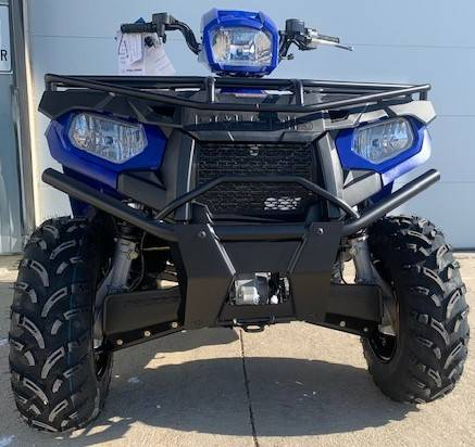 2020 Polaris Sportsman 450 H.O. Utility Package in Calmar, Iowa - Photo 3
