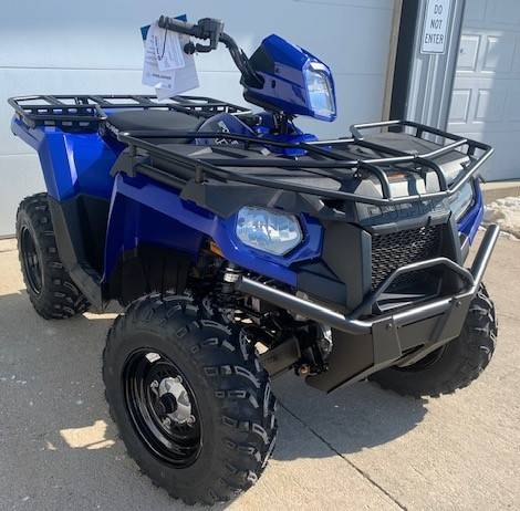 2020 Polaris Sportsman 450 H.O. Utility Package in Calmar, Iowa - Photo 5