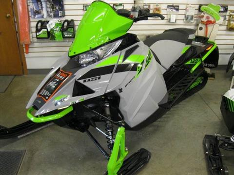 2018 Arctic Cat ZR 8000 Sno Pro ES (129) in Calmar, Iowa