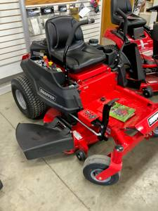 Zero Turn Red Snapper 2691402 360z Mower Riding