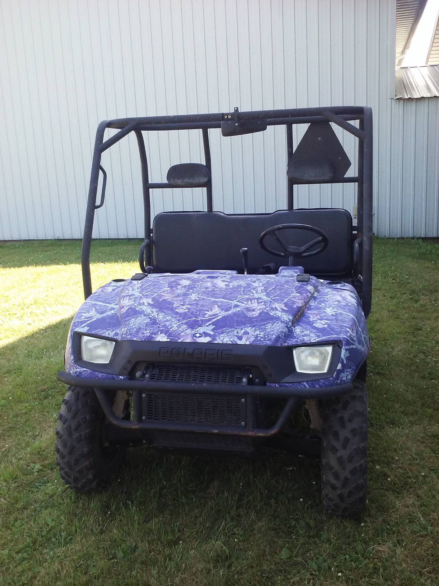 2007 Polaris 700 XP in Calmar, Iowa - Photo 1