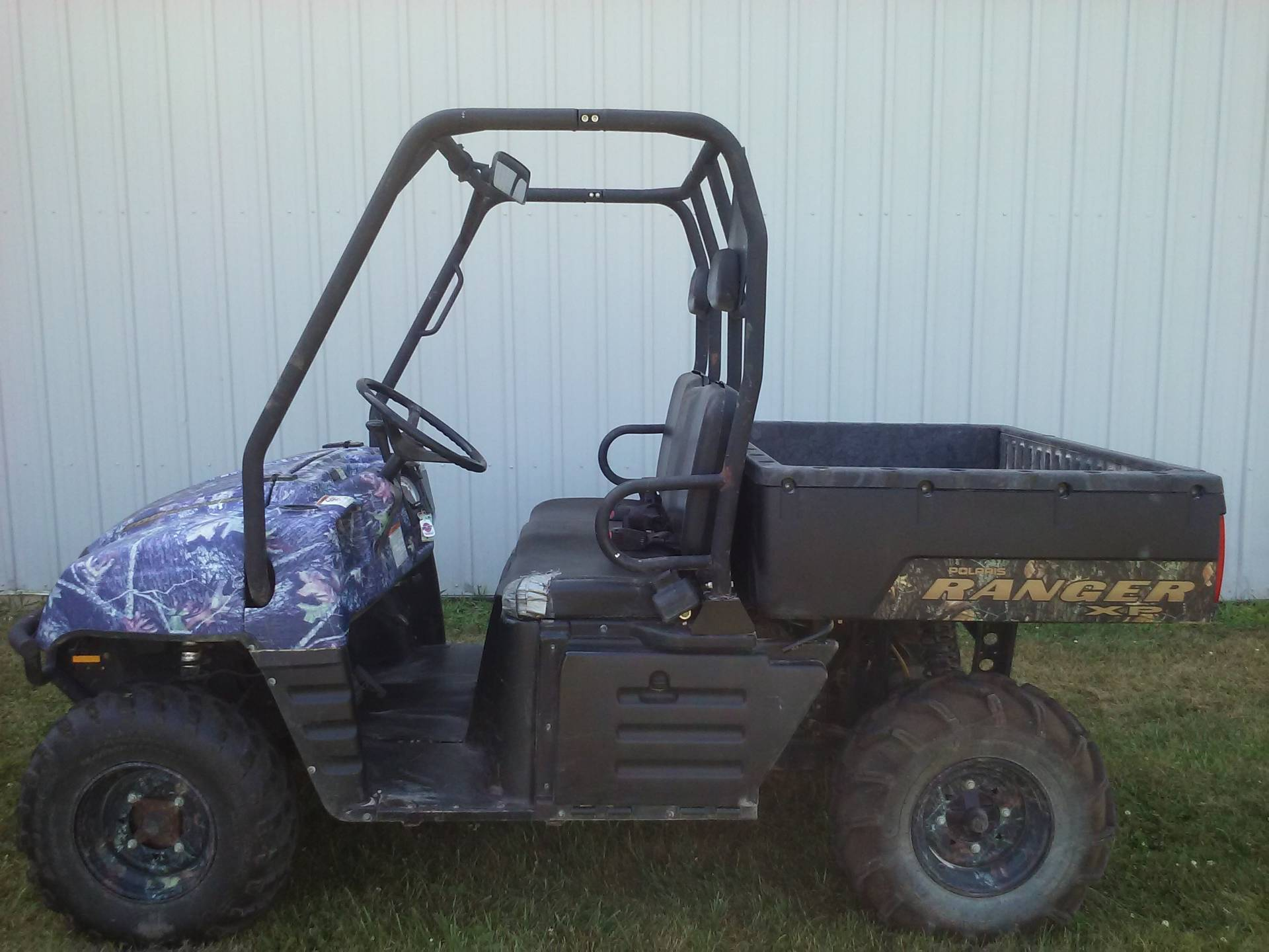 2007 Polaris 700 XP in Calmar, Iowa - Photo 3