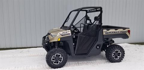 2020 Polaris Ranger XP 1000 Premium in Calmar, Iowa - Photo 1