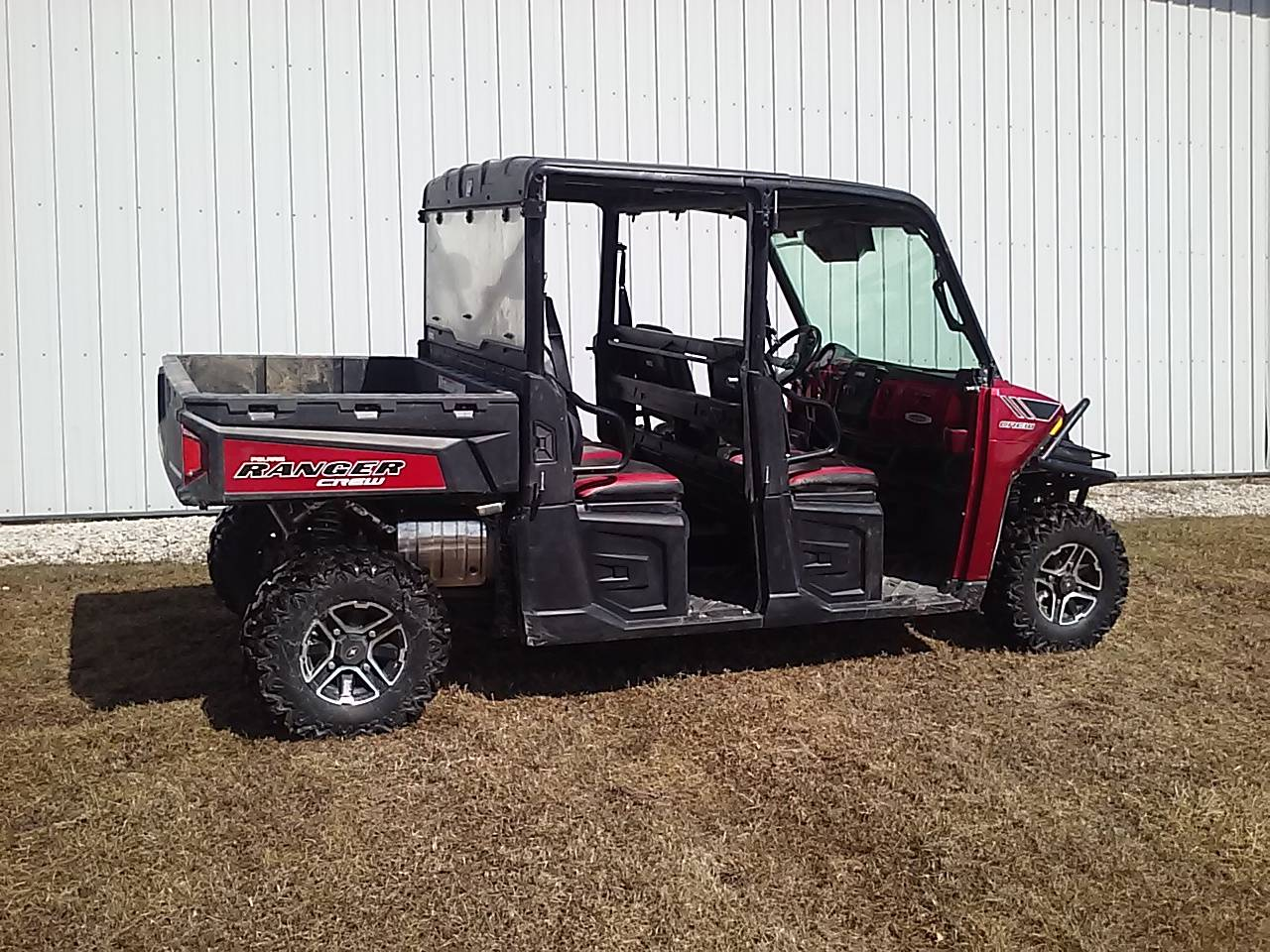 2014 Polaris Ranger Crew® 900 EPS LE in Calmar, Iowa - Photo 2