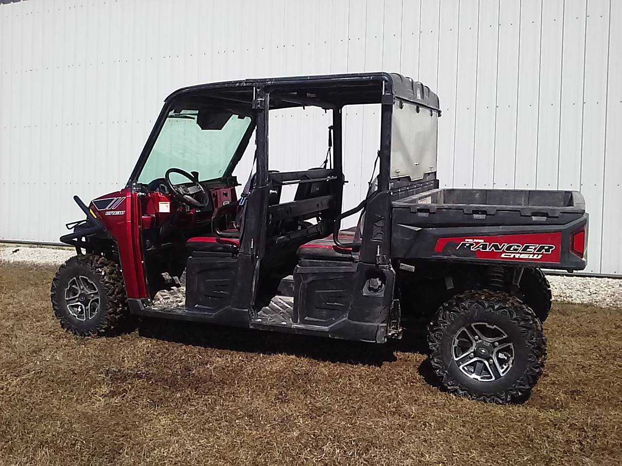 2014 Polaris Ranger Crew® 900 EPS LE in Calmar, Iowa - Photo 4