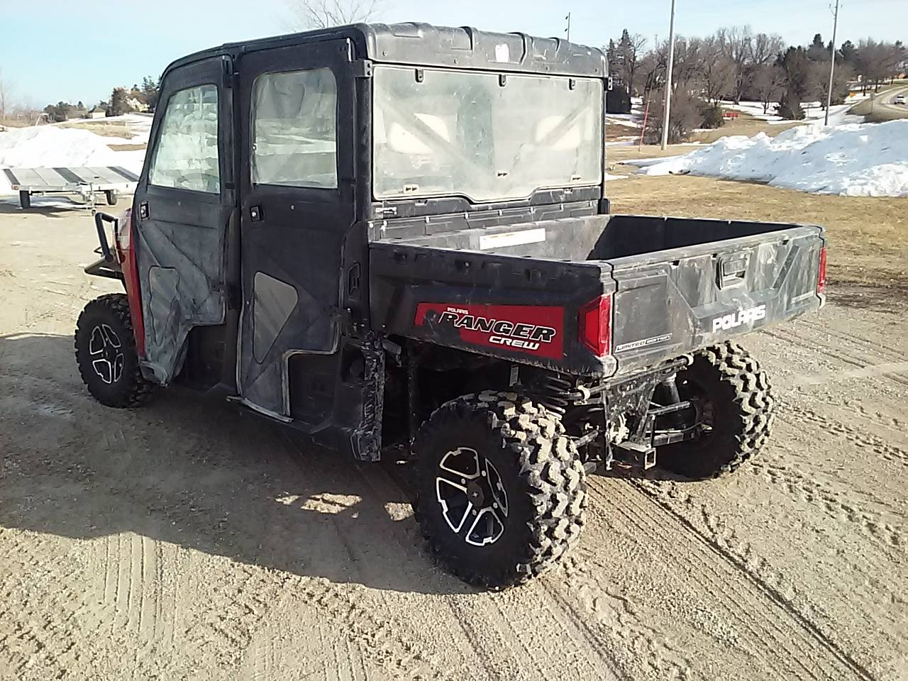 2014 Polaris Ranger Crew® 900 EPS LE in Calmar, Iowa - Photo 6