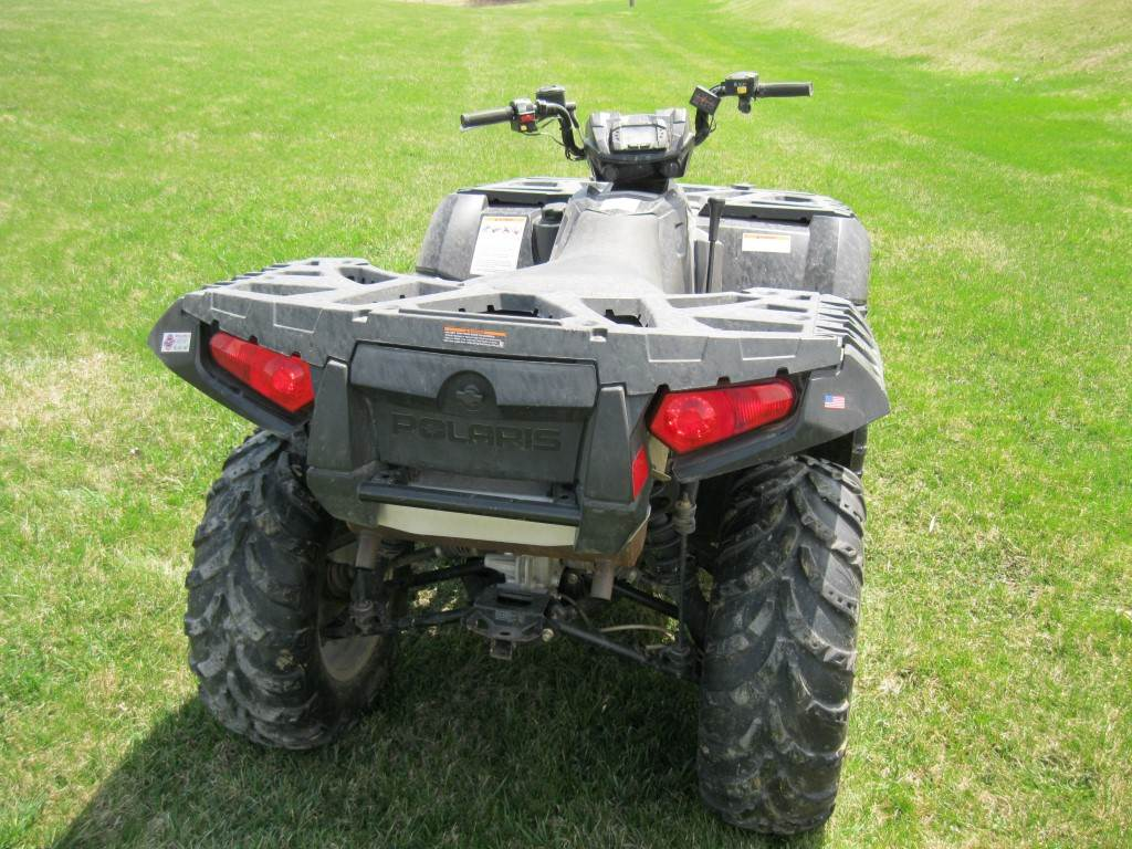 2011 Polaris Sportsman XP® 850 EPS in Calmar, Iowa