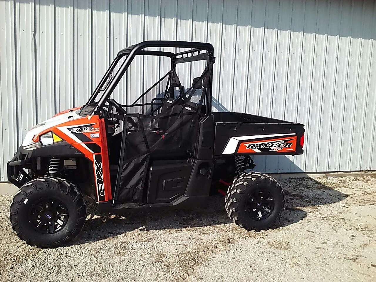 2019 Polaris Ranger XP 900 EPS in Calmar, Iowa - Photo 1