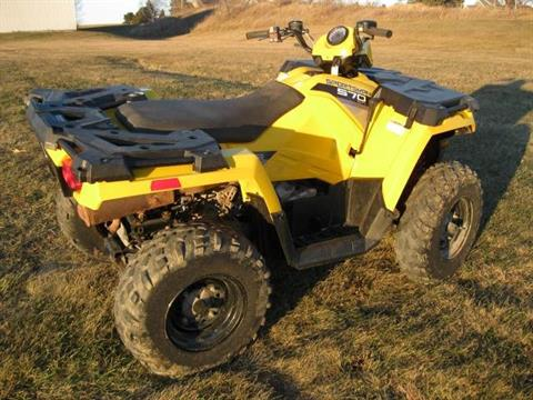 2016 Polaris Sportsman 570 in Calmar, Iowa