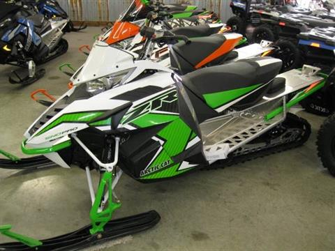 "2016 Arctic Cat ZR 7000 137"" Sno Pro ES in Calmar, Iowa"