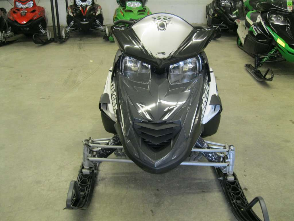 2009 Arctic Cat Z1 Turbo in Calmar, Iowa - Photo 2