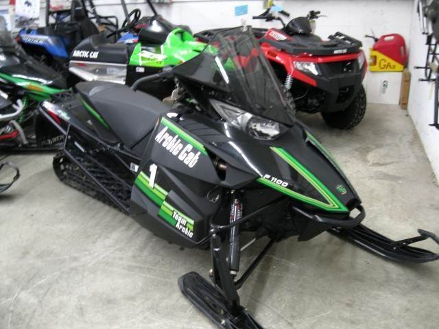2012 Arctic Cat XF 1100 Sno Pro® 50th Anniversary in Calmar, Iowa