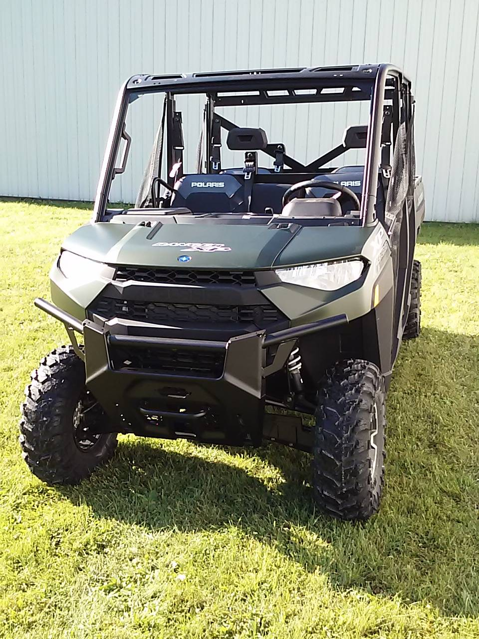 2020 Polaris Ranger Crew XP 1000 Premium in Calmar, Iowa - Photo 4