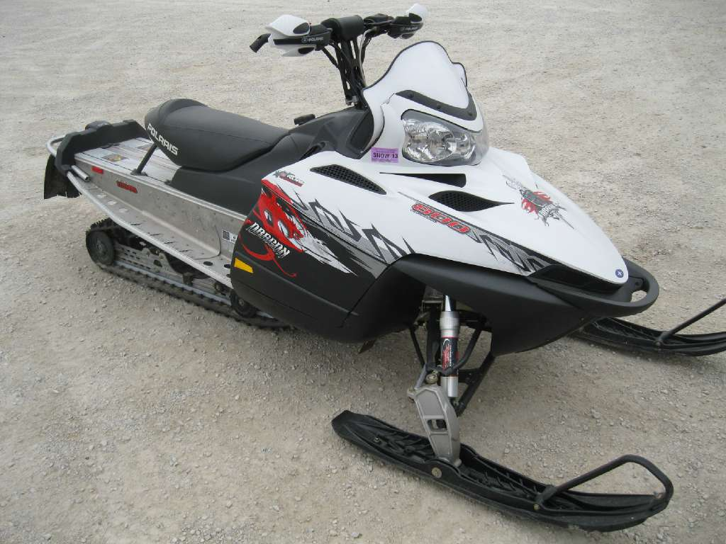 2009 Polaris 800 Dragon Switchback in Calmar, Iowa - Photo 1