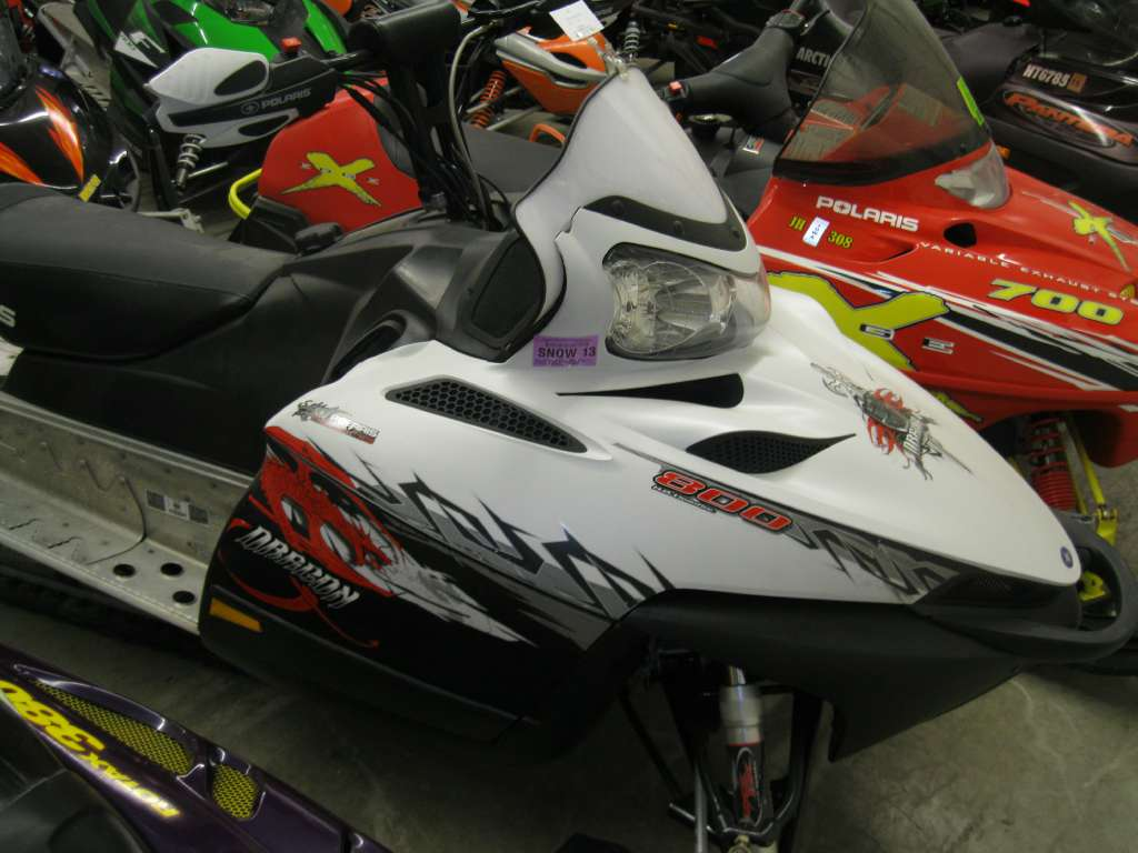 2009 Polaris 800 Dragon Switchback in Calmar, Iowa - Photo 3