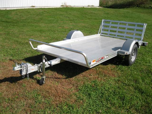 2015 Triton Trailers AUT1064 in Calmar, Iowa