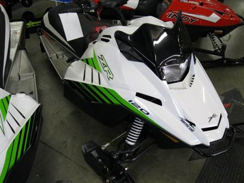 2018 Arctic Cat ZR 120 in Calmar, Iowa