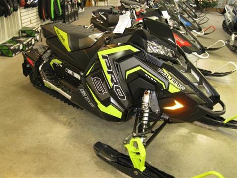 2018 Polaris 800 RUSH PRO-S ES in Calmar, Iowa