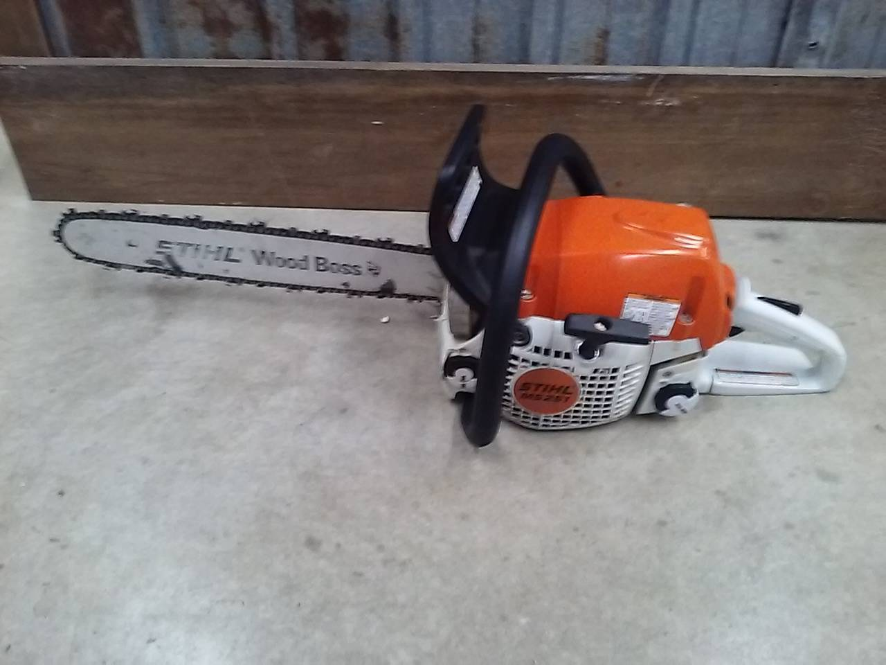 2018 Stihl MS 251 WOOD BOSS in Calmar, Iowa